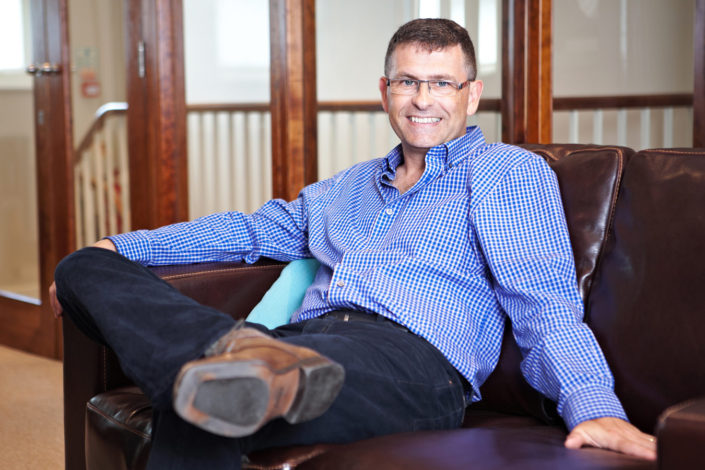 Business Photography Chris Meaden Hypnotherapy