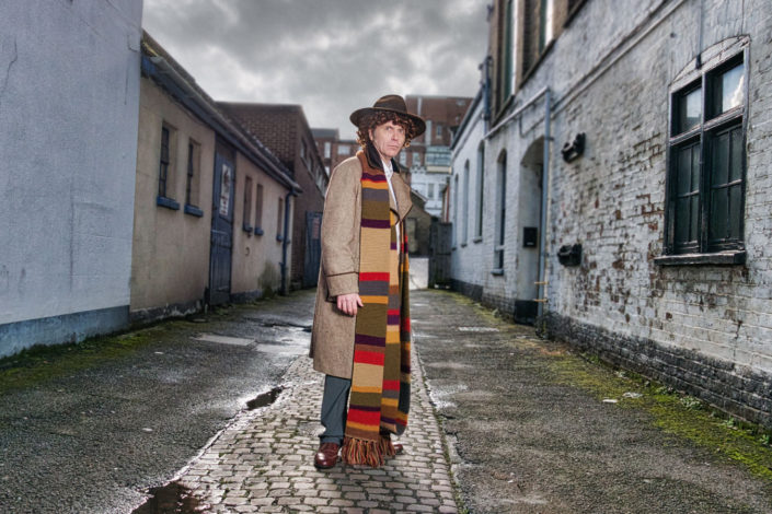 Doctor Who Cosplay - Tom Baker