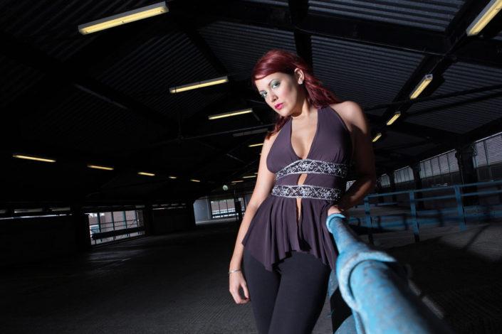 Fashion photography Tunbridge Wells with Elle