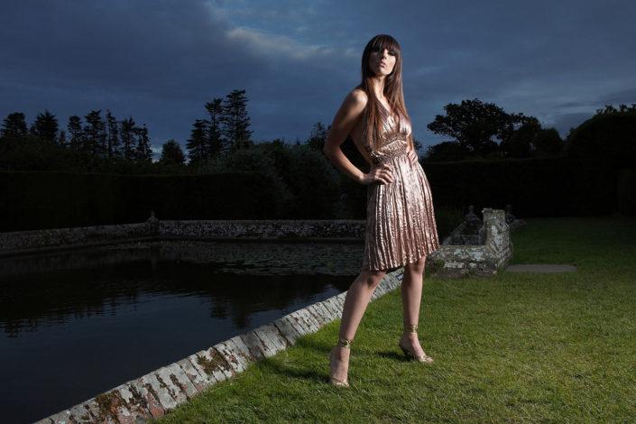 Fashion photography Penshurst with Sasha
