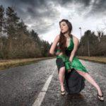 Fashion photography Tunbridge Wells with Lydia