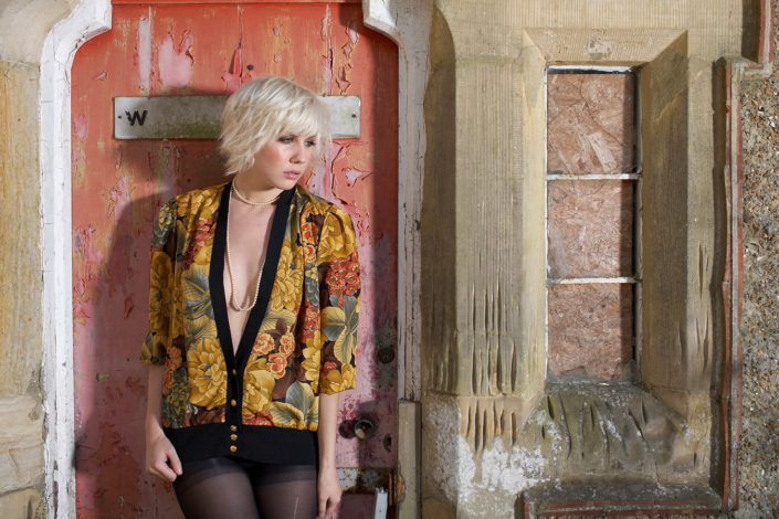 Fashion photography Tunbridge Wells with Leah