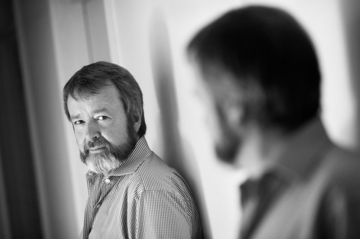 Iain McGilchrist Psychiatrist Portrait