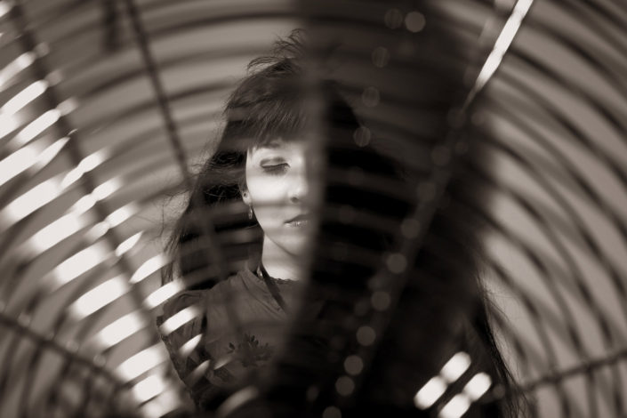 Alternative Portrait Photography Tonbridge with Carla