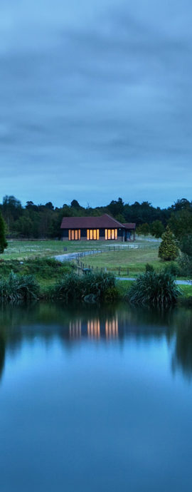 The House at Frant Lakes by Chris Marwood Photography