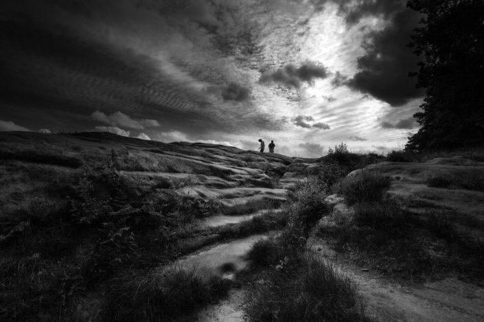 Wellington Rocks Tunbridge Wells by by Chris Marwood Photography