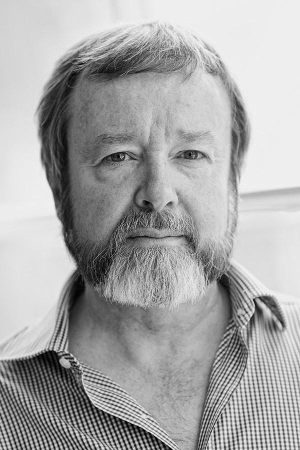 Iain McGilchrist Location Portrait 2