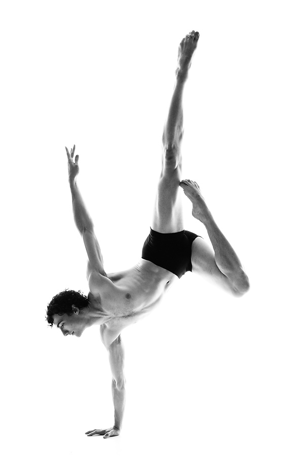 Tom Rogers Birmingham Royal Ballet