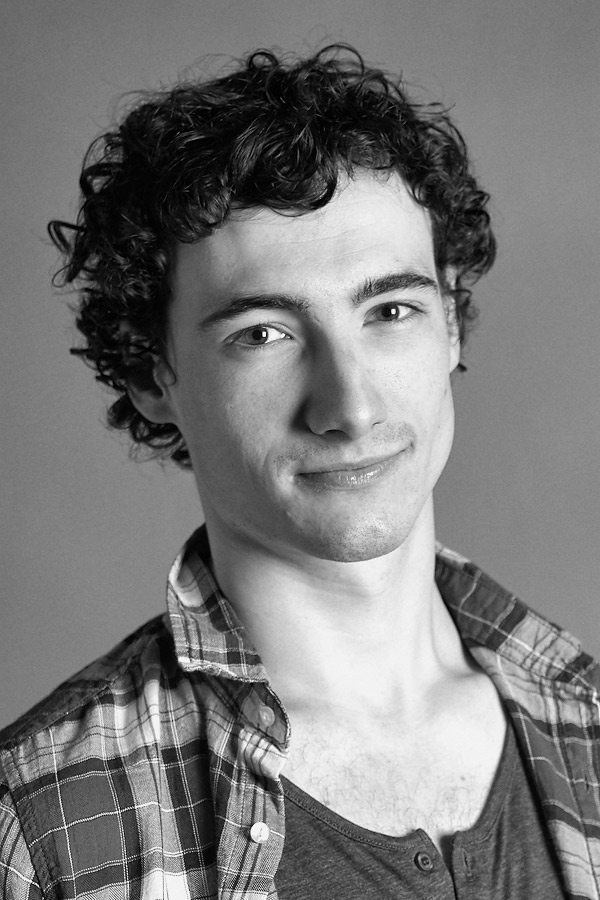 Tom Rogers Birmingham Royal Ballet Headshot