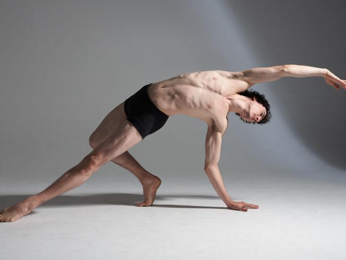 Tom Rogers Birmingham Royal Ballet